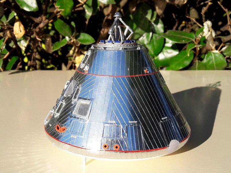Apollo CSM [Revell 1/32] - Montage de Lunokhod 2 062