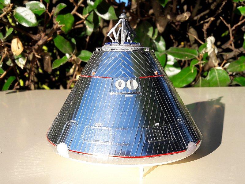 Apollo CSM [Revell 1/32] - Montage de Lunokhod 2 063