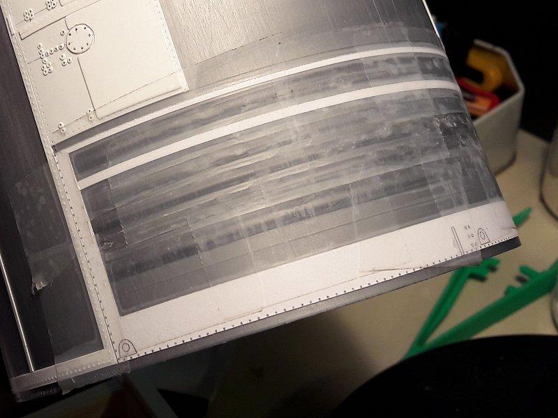 Apollo CSM [Revell 1/32] - Montage de Lunokhod 2 009