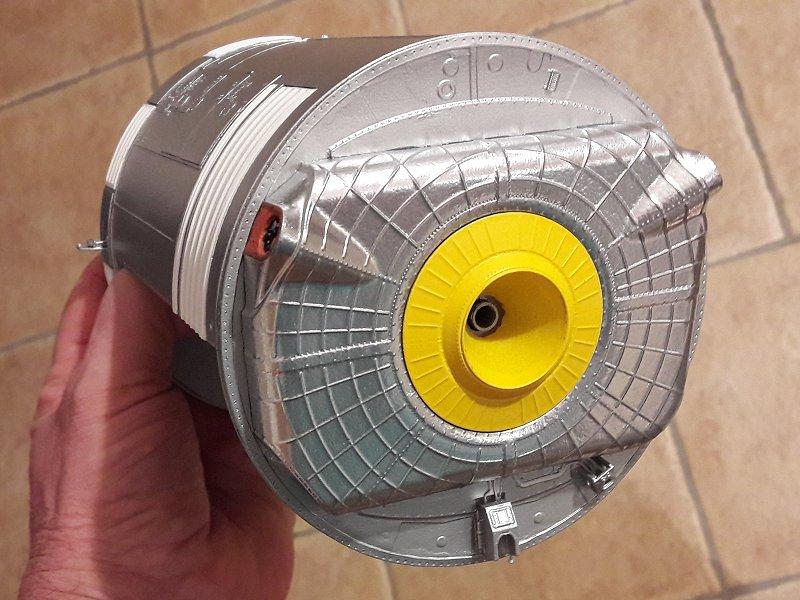 Apollo CSM [Revell 1/32] - Montage de Lunokhod 2 031