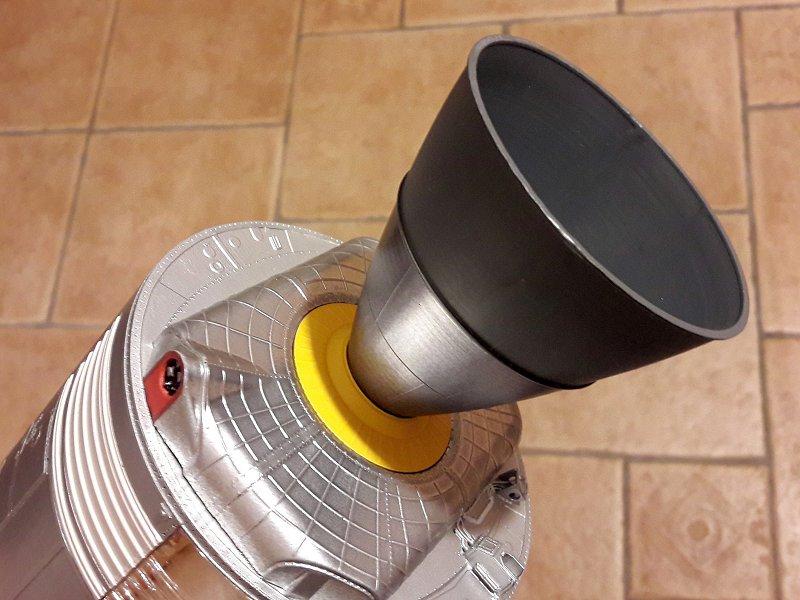 Apollo CSM [Revell 1/32] - Montage de Lunokhod 2 072