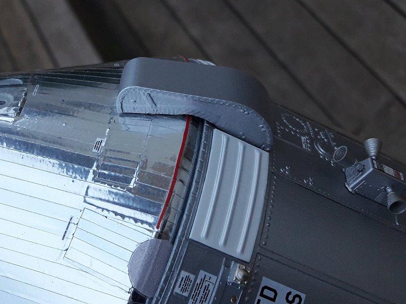 Apollo CSM [Revell 1/32] - Montage de Lunokhod 2 090