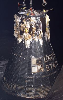 liberty bell 7 spacecraft model - photo #47