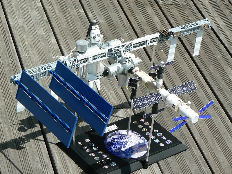 revell space station - photo #33