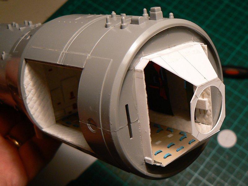 (Maquettes) Tiangong 1 - Shenzhou 9 - Page 3 P1230458