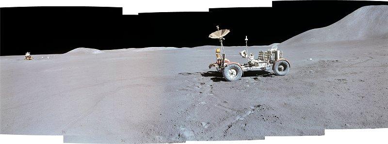 Fallen Astronaut AS15-88-11897-903LR