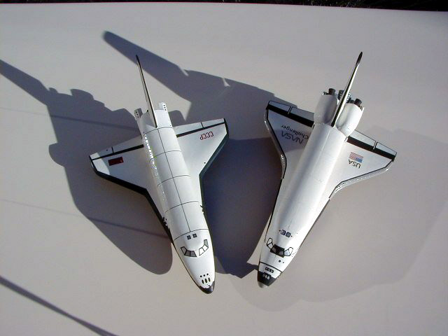 buran space shuttle compared to us - photo #20