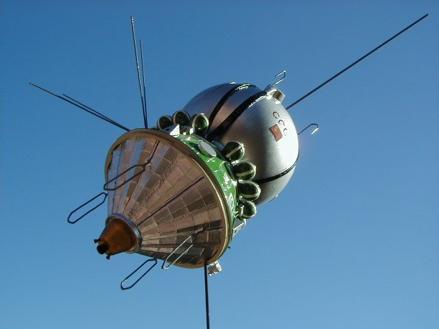 vostok spacecraft - photo #17